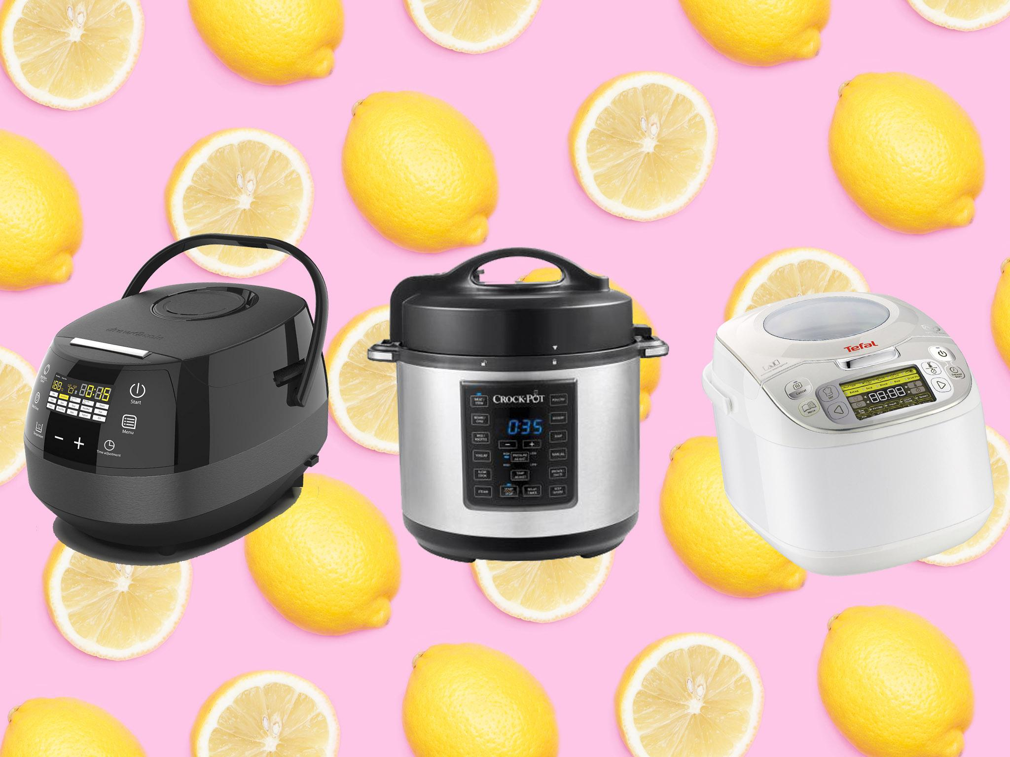 9 best multi-cookers that do all the hard work for you