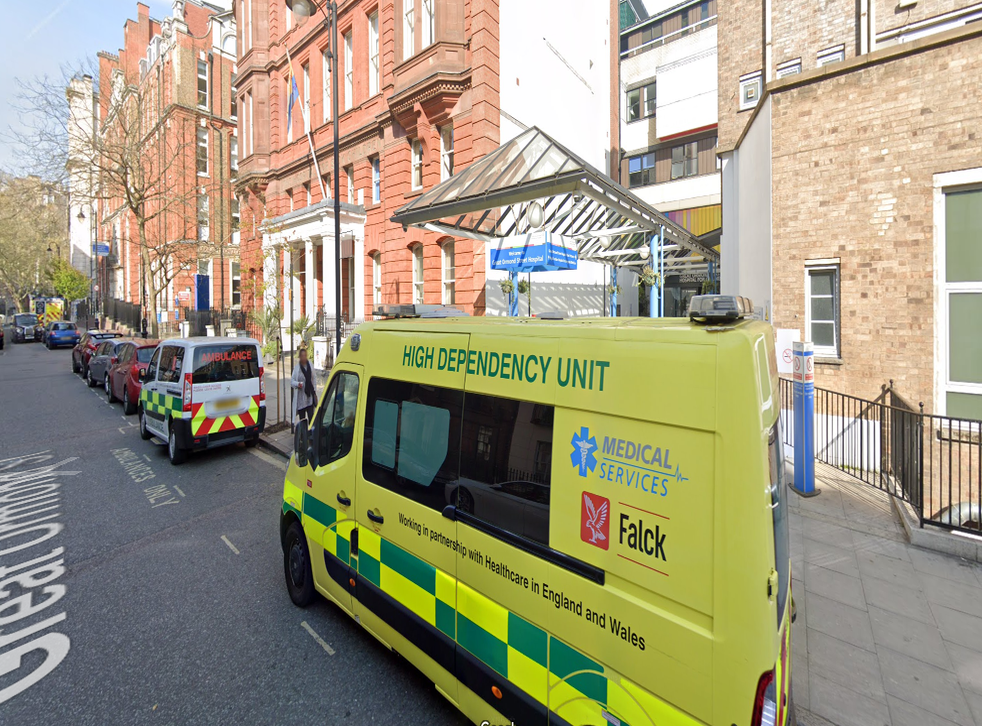Police said a post-mortem at Great Ormond Street Hospital ruled the baby had died as a result of a head injury