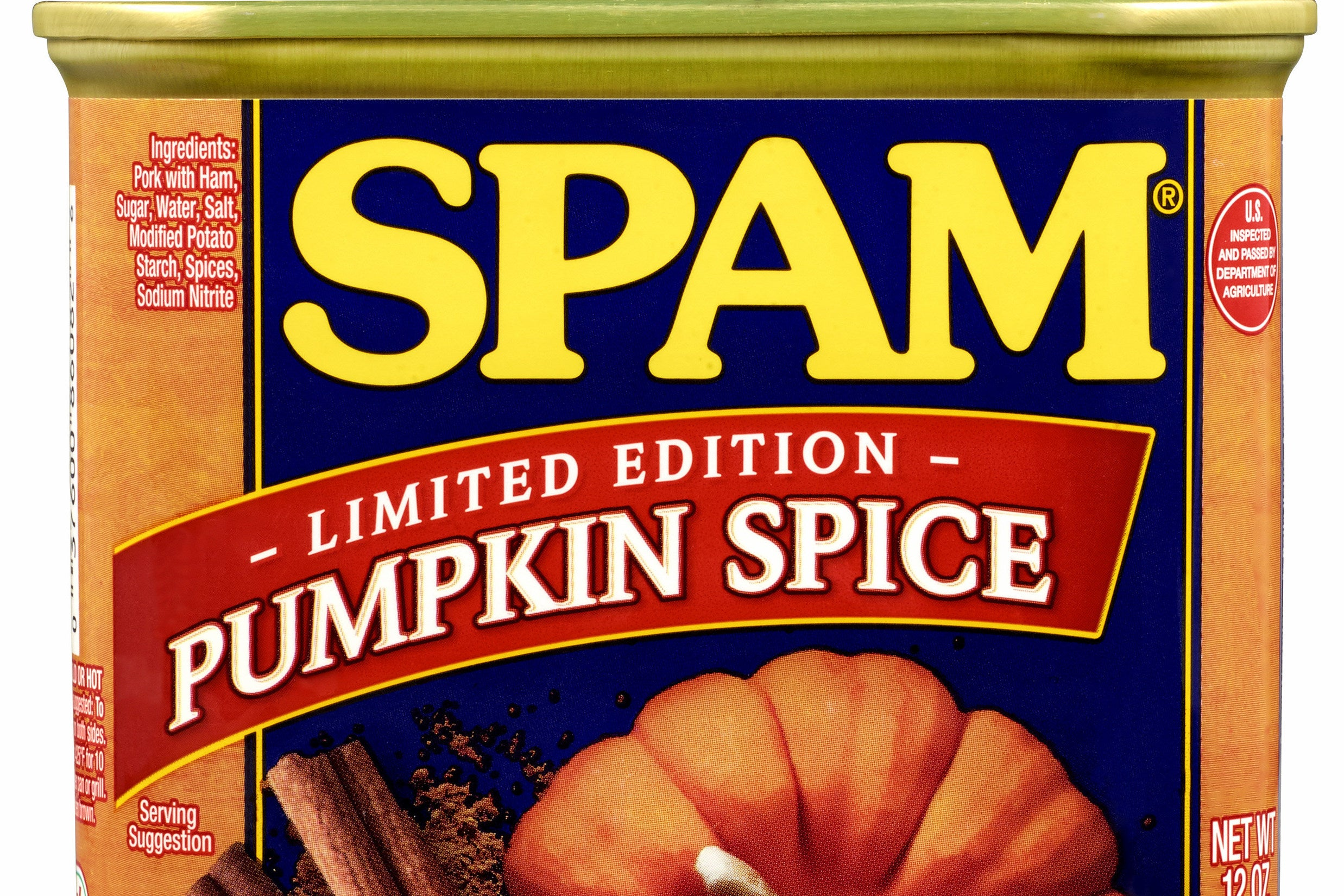 Pumpkin spice Spam sells out in seven hours 1