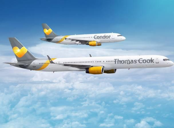 Image result for Condor Thomas Cook