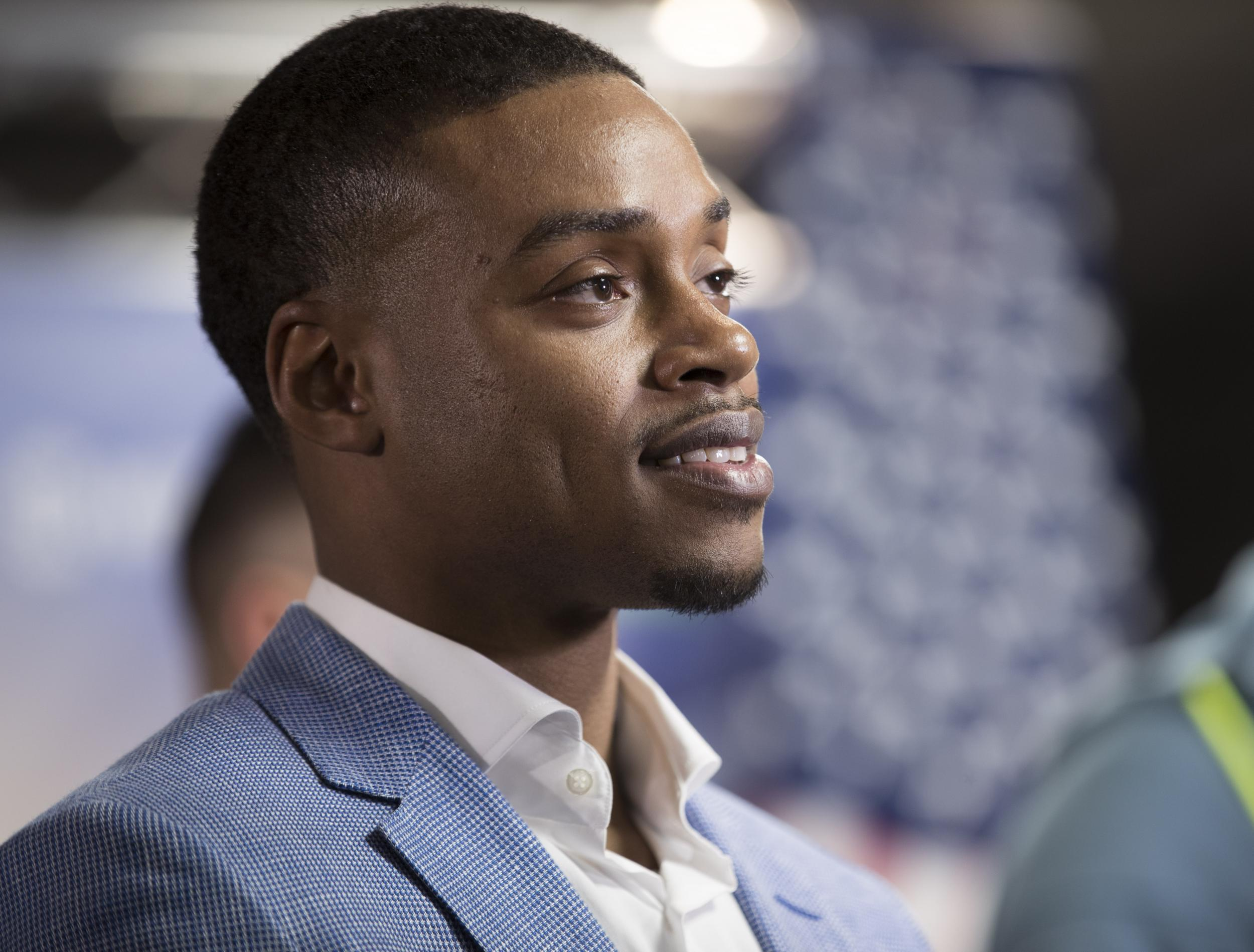 Errol Spence Jr: Boxer charged with drink driving after being released from hospital