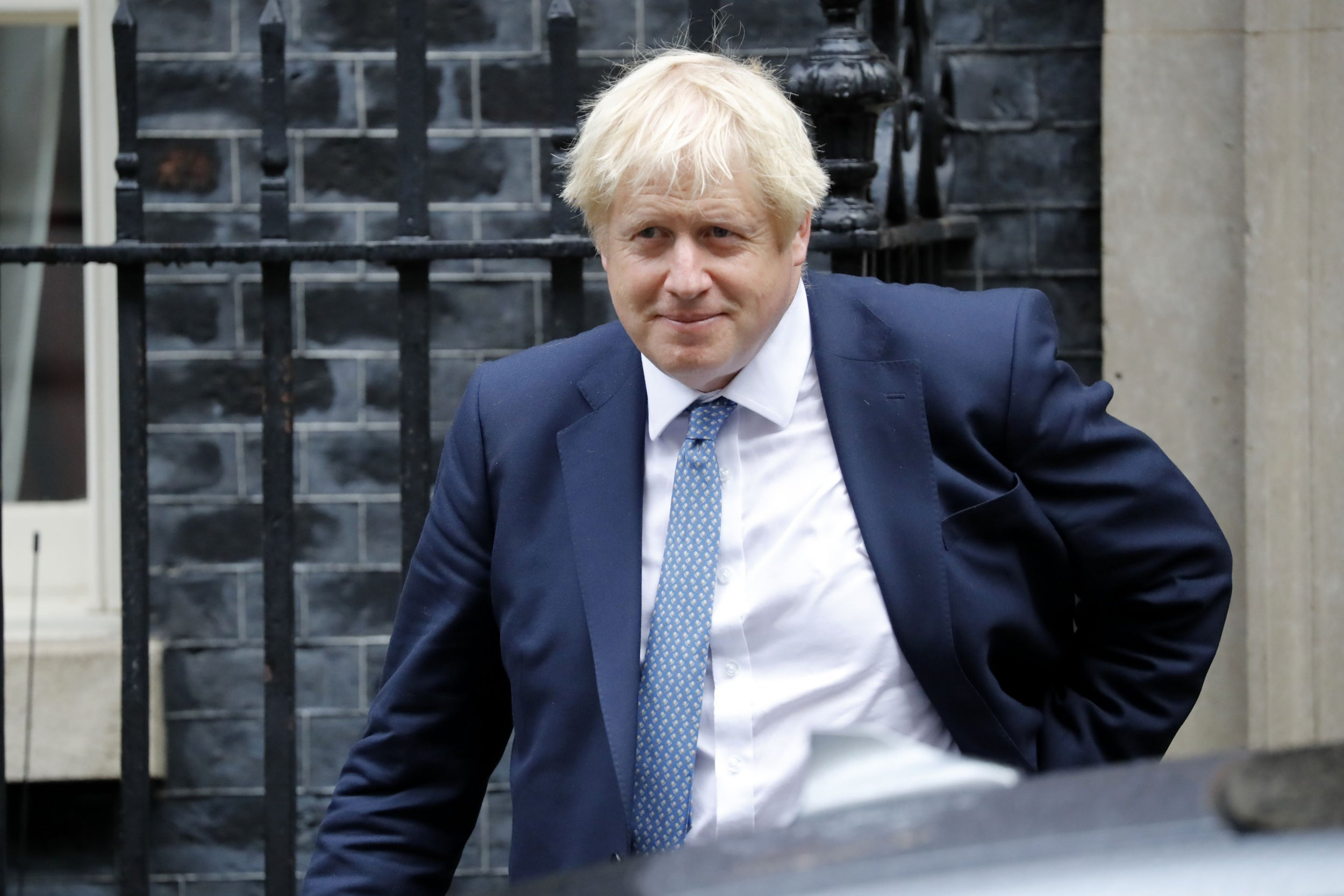 Boris Johnson news live – 'We're enjoying this': Cummings revels in Brexit chaos and blames MPs for failing to deliver it