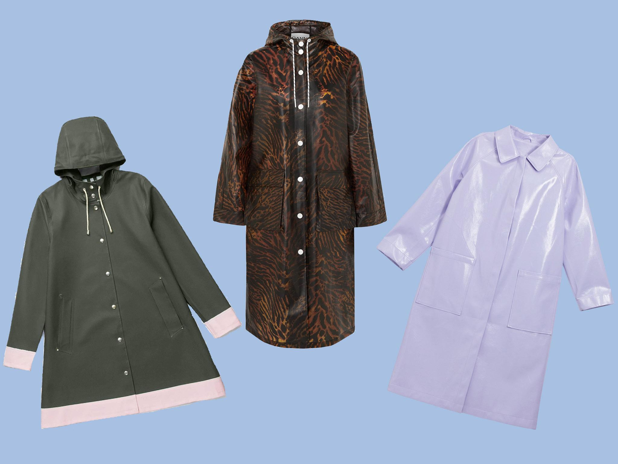 The best raincoats to keep you dry and stylish this winter