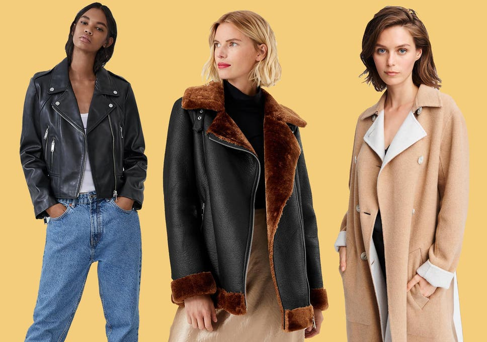 100% quality online for sale special for shoe Best women's autumn jackets and coats that are cosy but ...