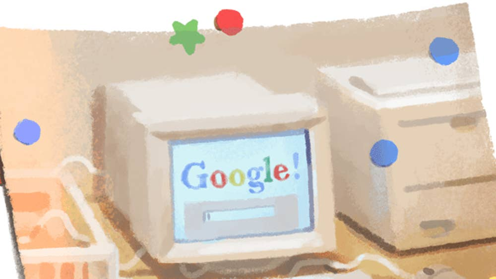 Google turns 21