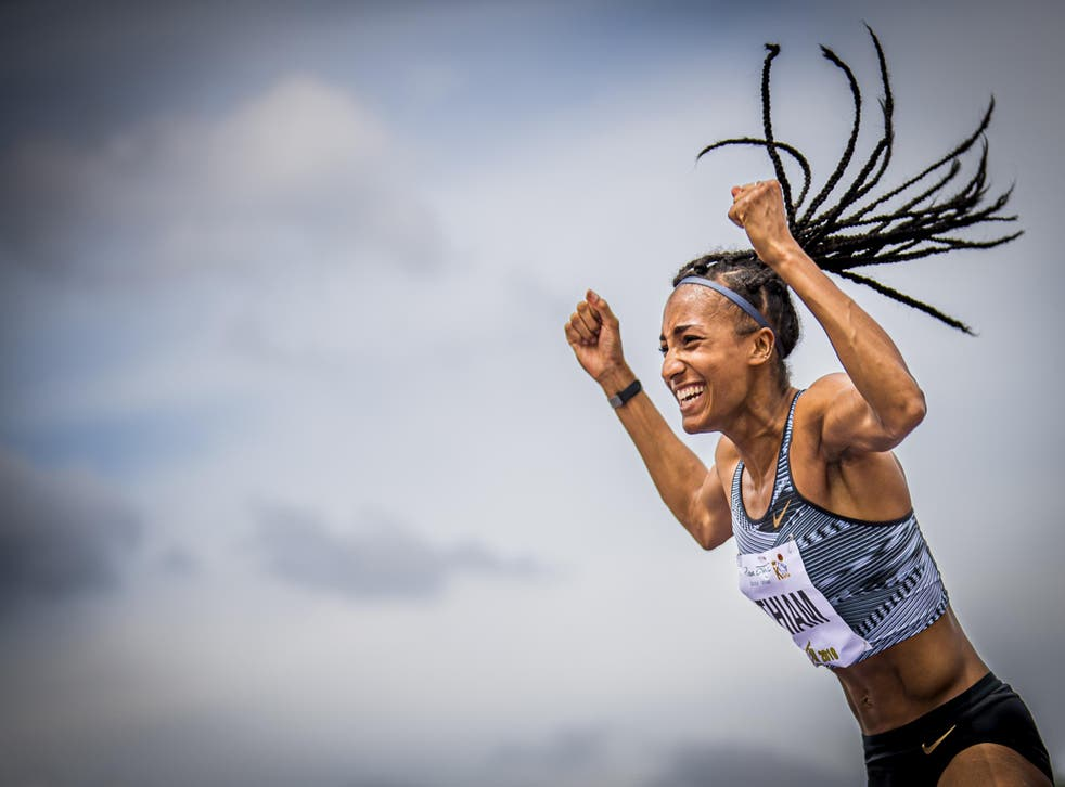 Nafi Thiam: 'The goal is to do a heptathlon where you do PBs everywhere'