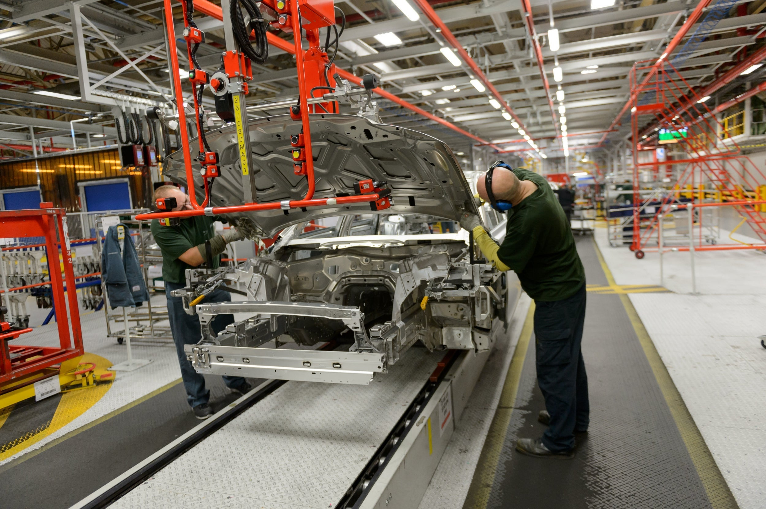 Business news - live: Economy shrinks in August as manufacturing sector slumps