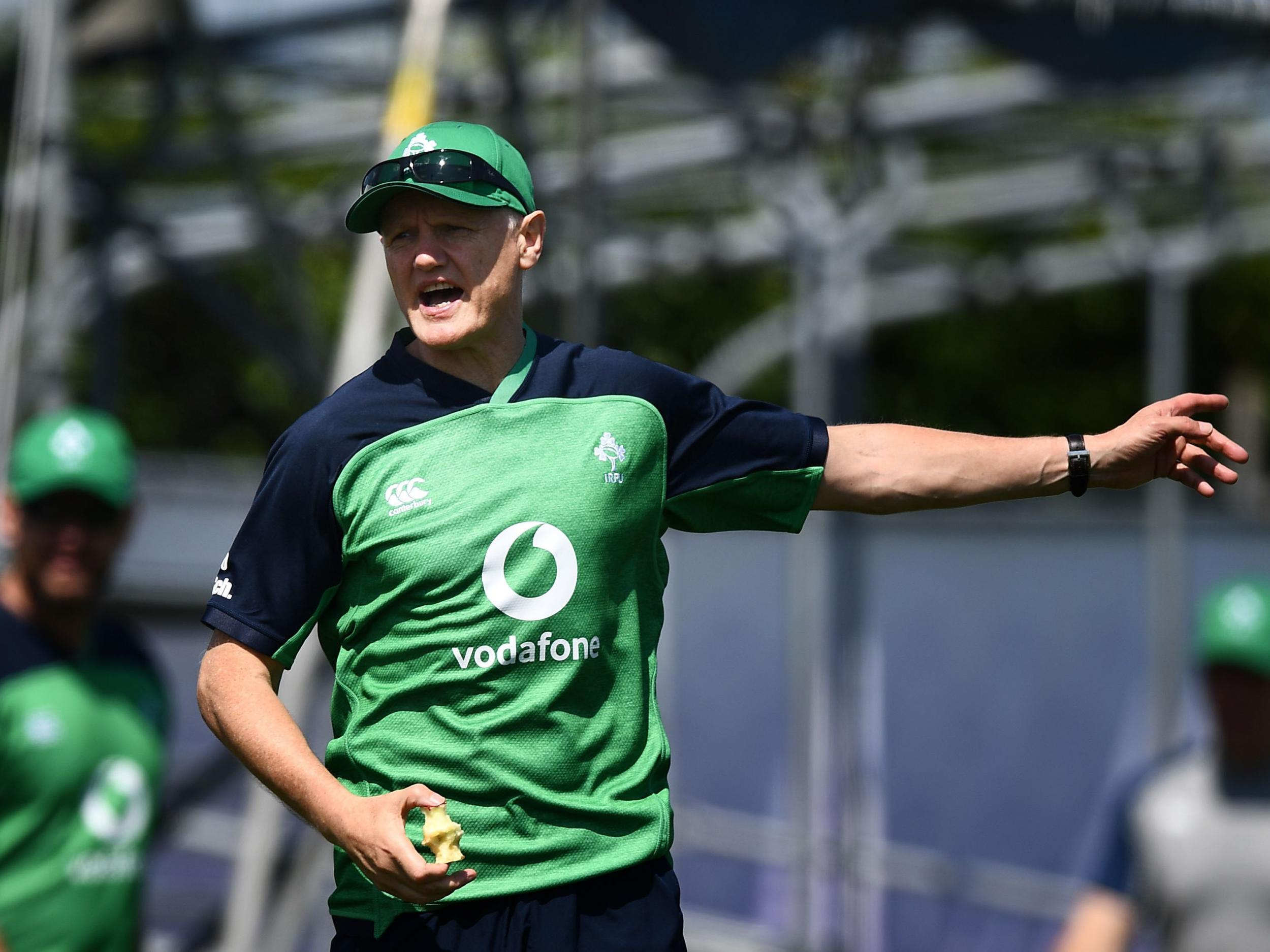 Rugby World Cup 2019: Joe Schmidt puts pressure on referee ahead of Ireland's clash with Japan