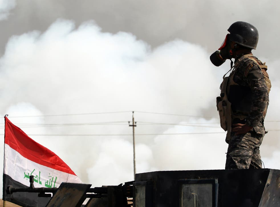 The US is not strong enough to oust the Hashd in Iraq, but that does not mean it will not try