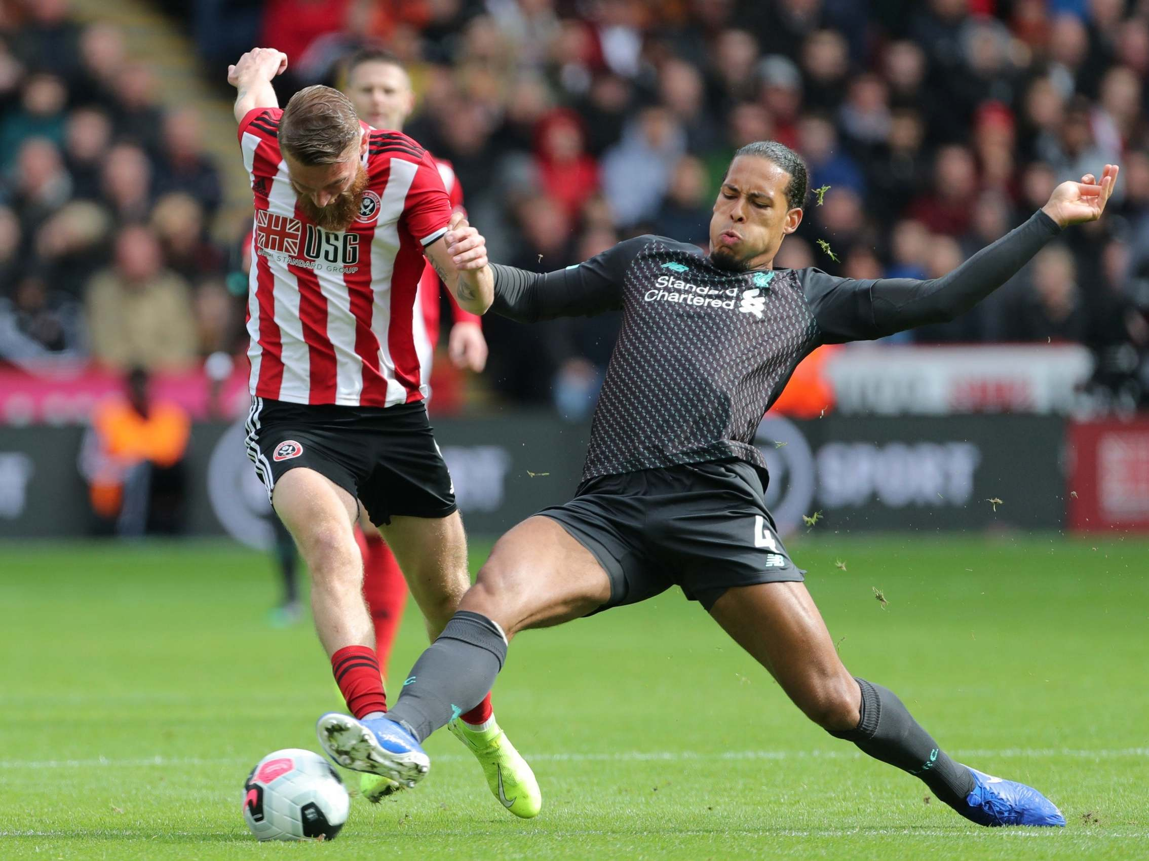 Sheffield United vs Liverpool LIVE: Latest score, goals and updates from Premier League fixture