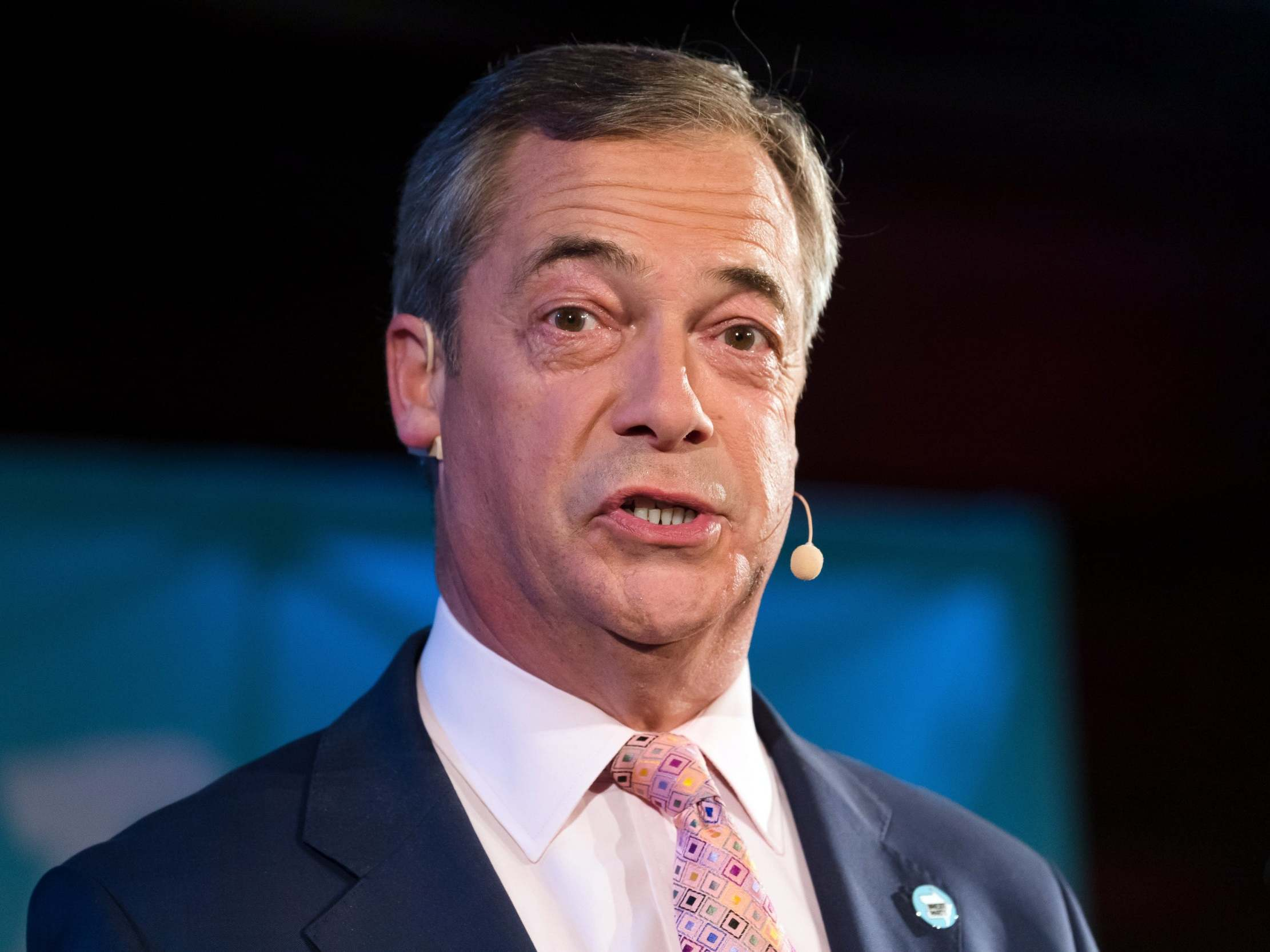 Nigel Farage mocked for Brexit U-turn after saying he would rather accept delay than new deal