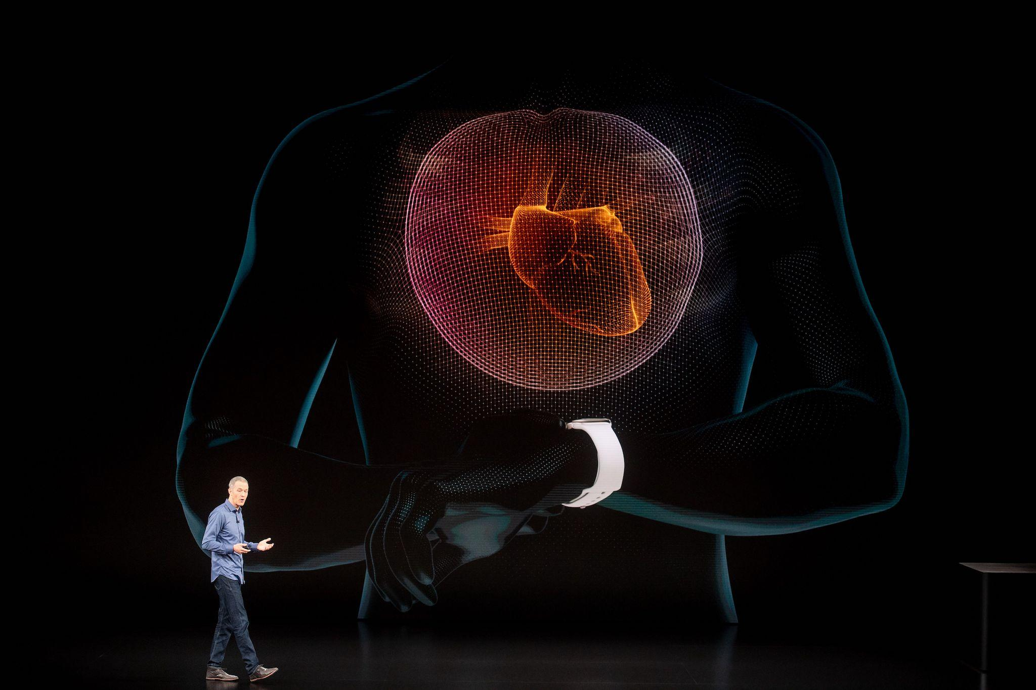 How the heart became the centre of the Apple Watch
