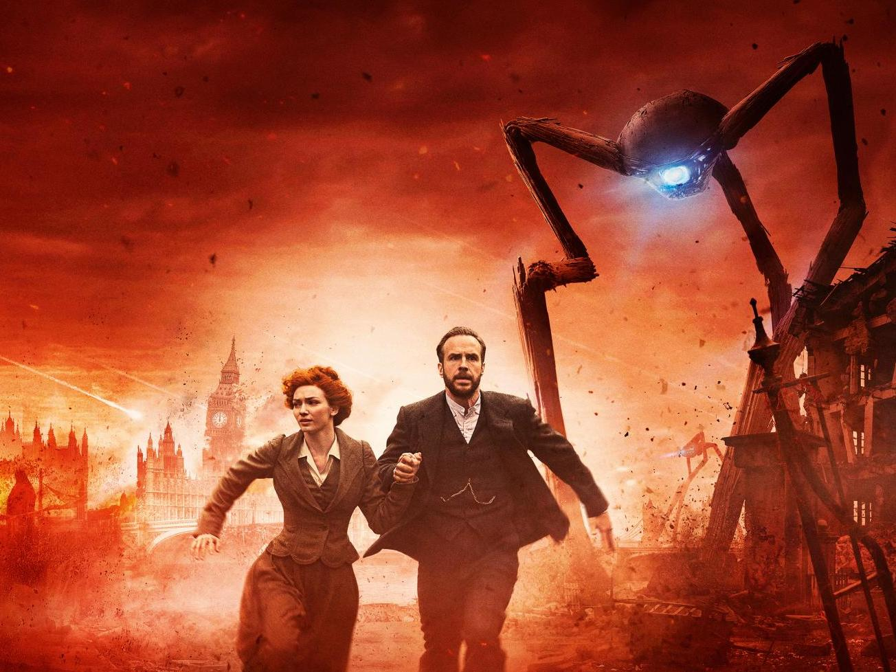 Image result for the war of the worlds bbc