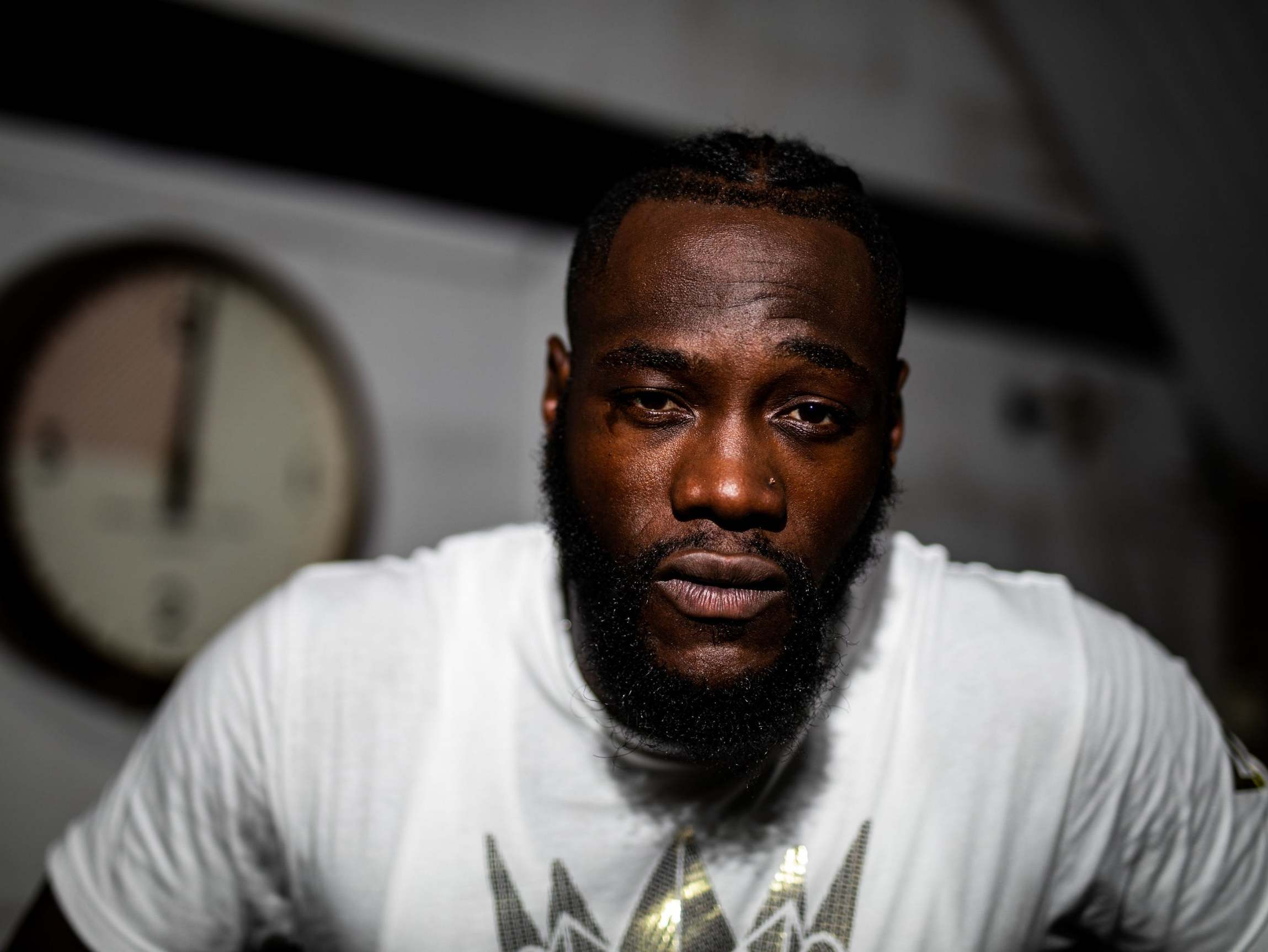 Deontay Wilder promises 'bloody night' for Tyson Fury in rematch and vows to use cut 'like a target'