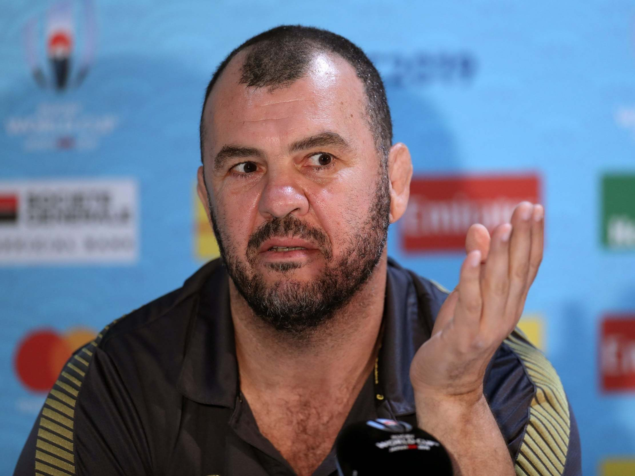 Michael Cheika quits as Australia coach following Rugby World Cup ex…