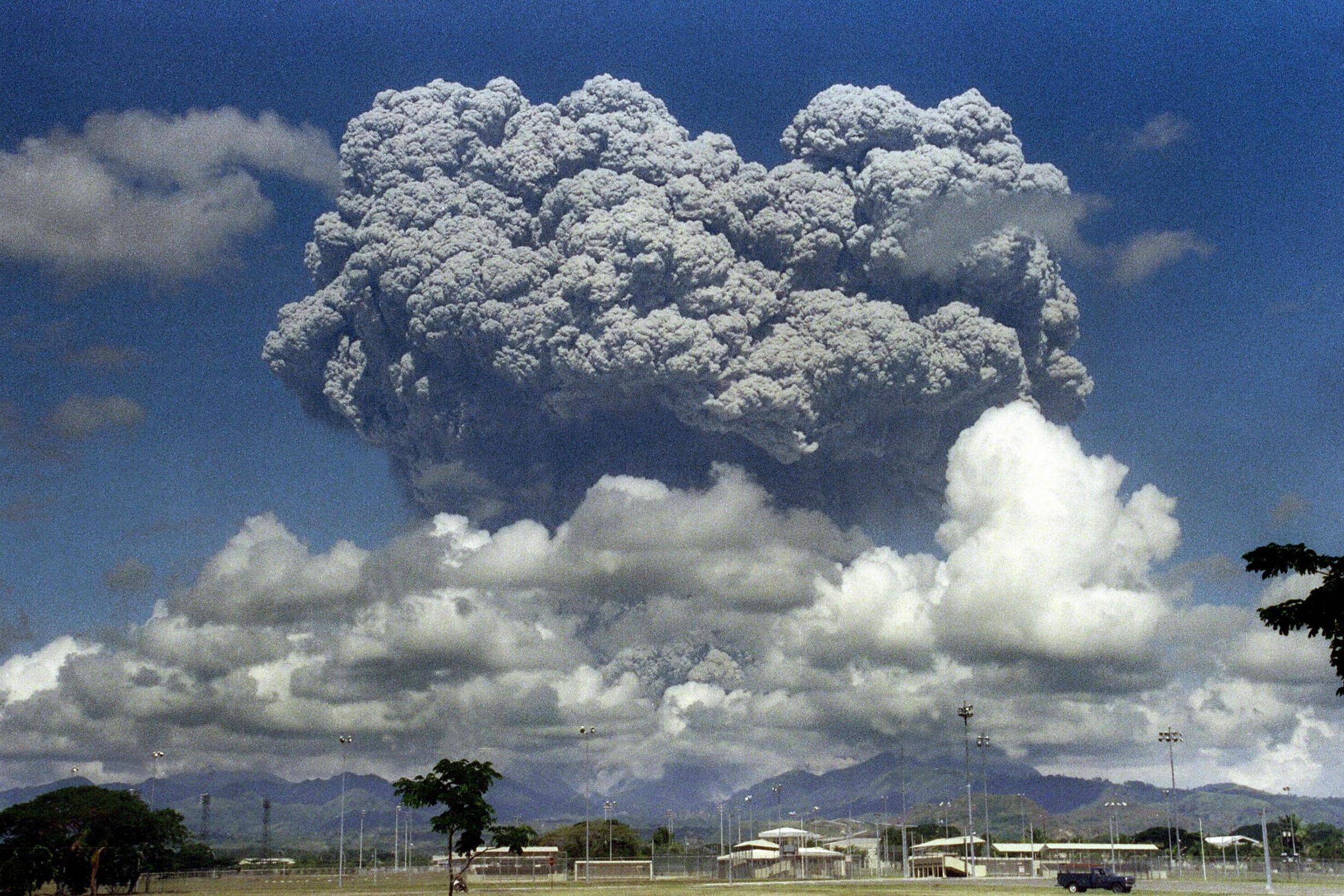 Geoengineering: Sci-fi ways scientists could mimic volcanic eruptions to help avert climate disaster
