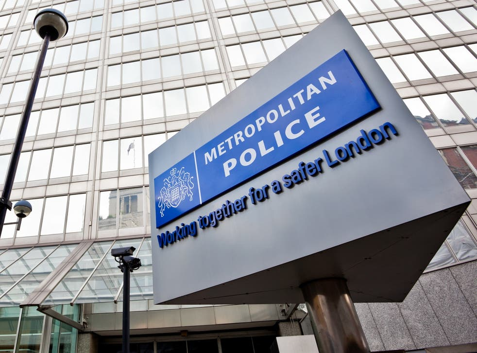 The officers were referred to the IOPC after other Metropolitan Police officers viewed body-worn video footage of their conversation
