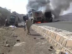 Houthi rebels claim to capture thousands of Saudi troops