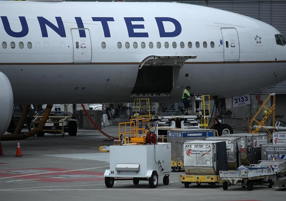 Airport worker crushed to death in baggage loading accident