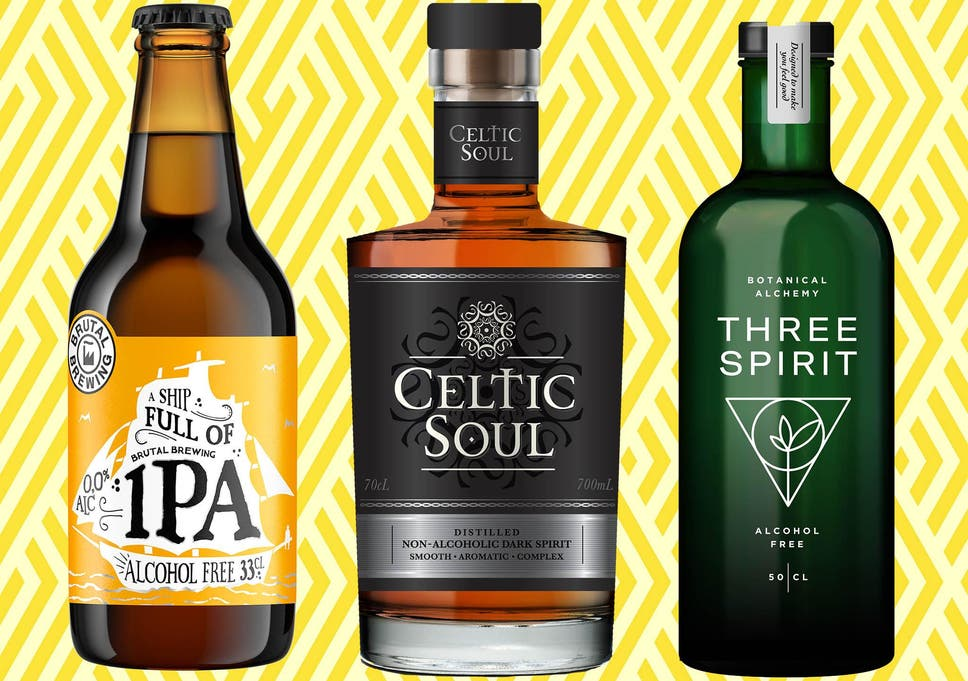 Best Alcohol Free And Low Drinks For Dry January