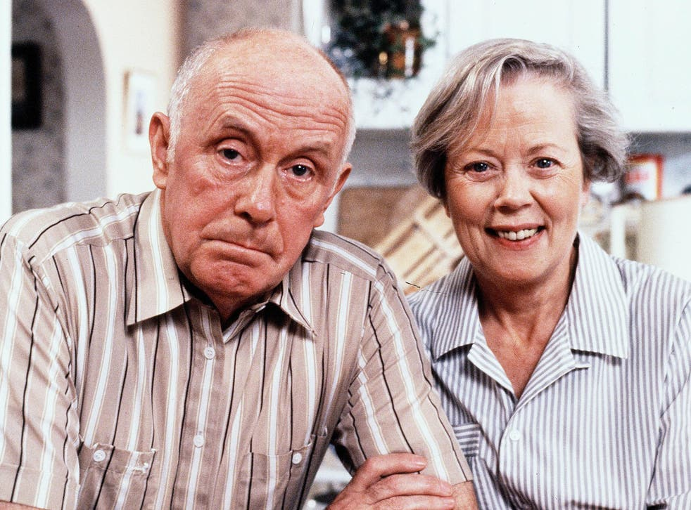 Victor Meldrew, Richard Wilson's character in the British sitcom 'One Foot in the Grave', coined the much-loved phrase
