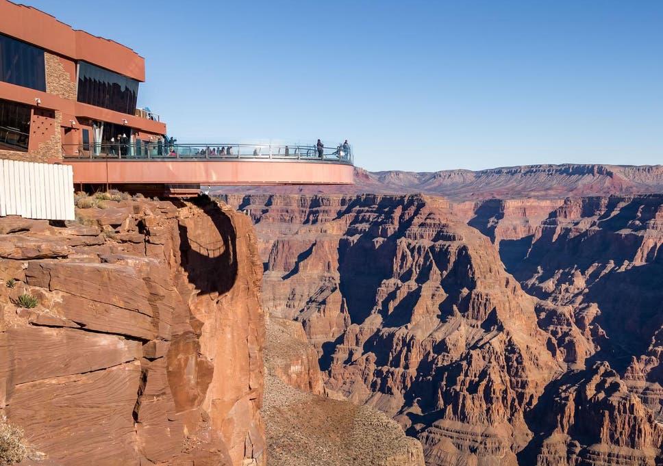 Man Falls Hundreds Of Feet To Death At Grand Canyon Skywalk