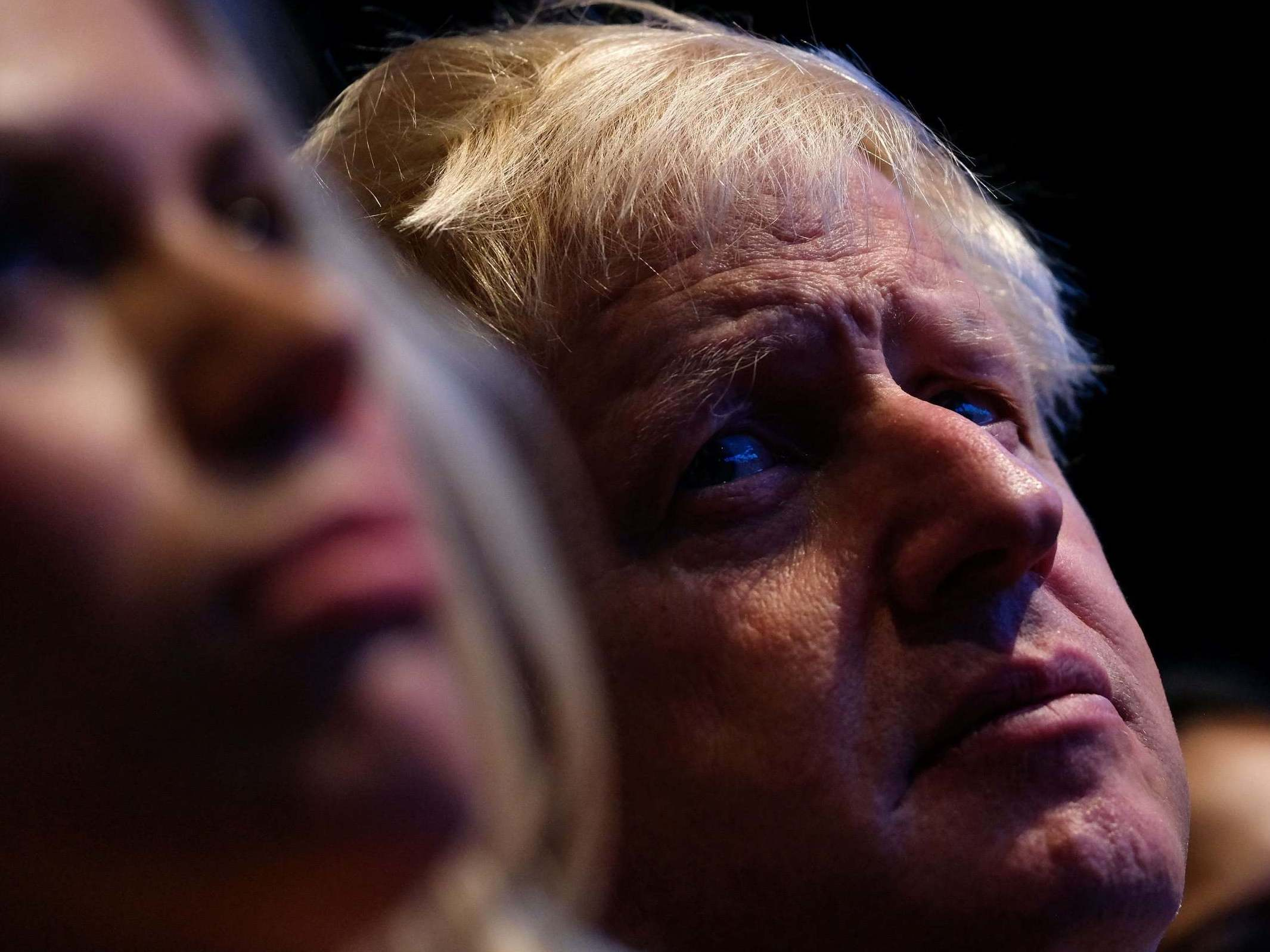 What is Boris Johnson up to by suggesting some MPs are 'collaborating' with foreigners?