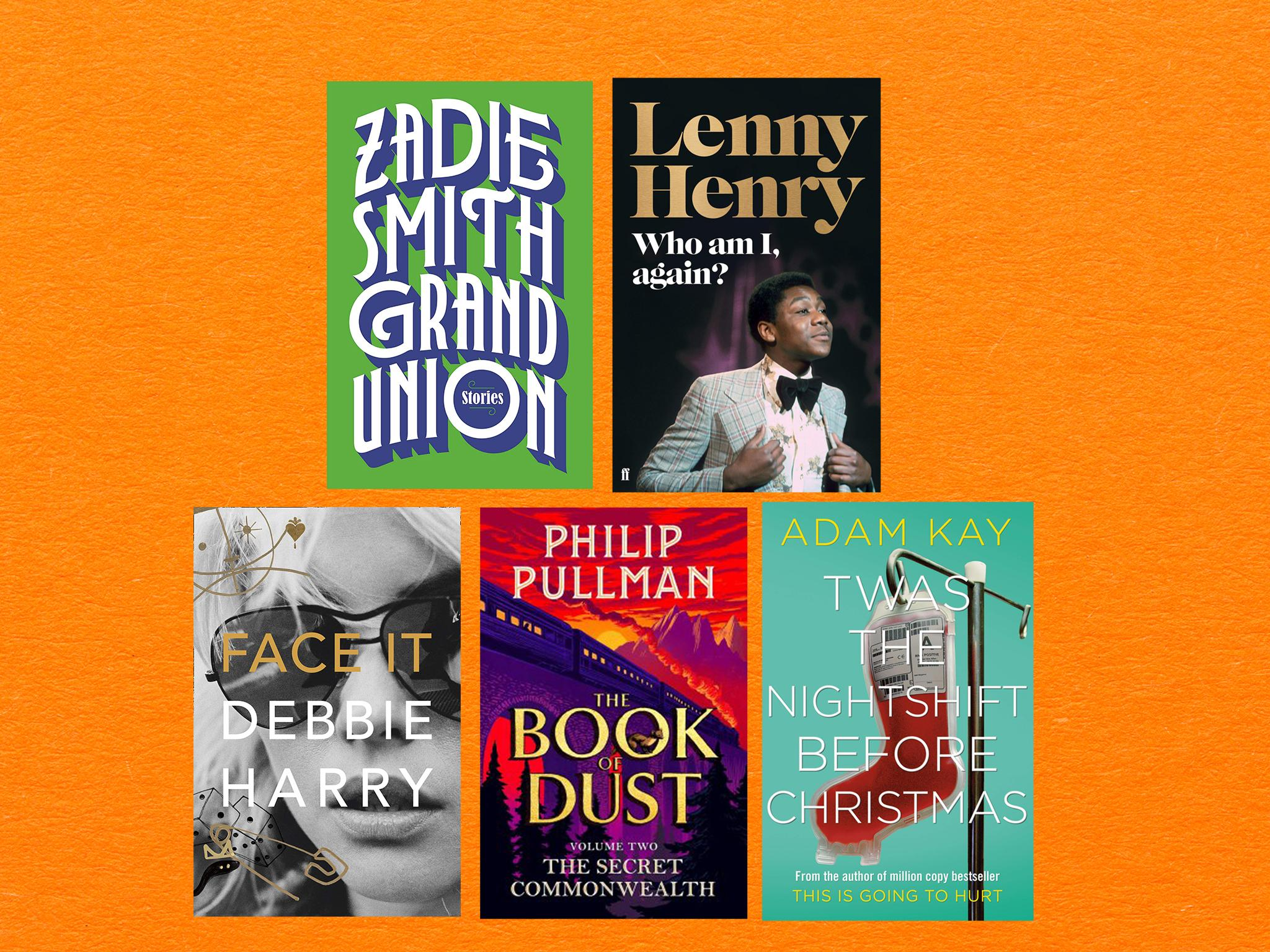 Books of the month: From Philip Pullman's The Secret Commonwealth to Zadie Smith's Grand Union