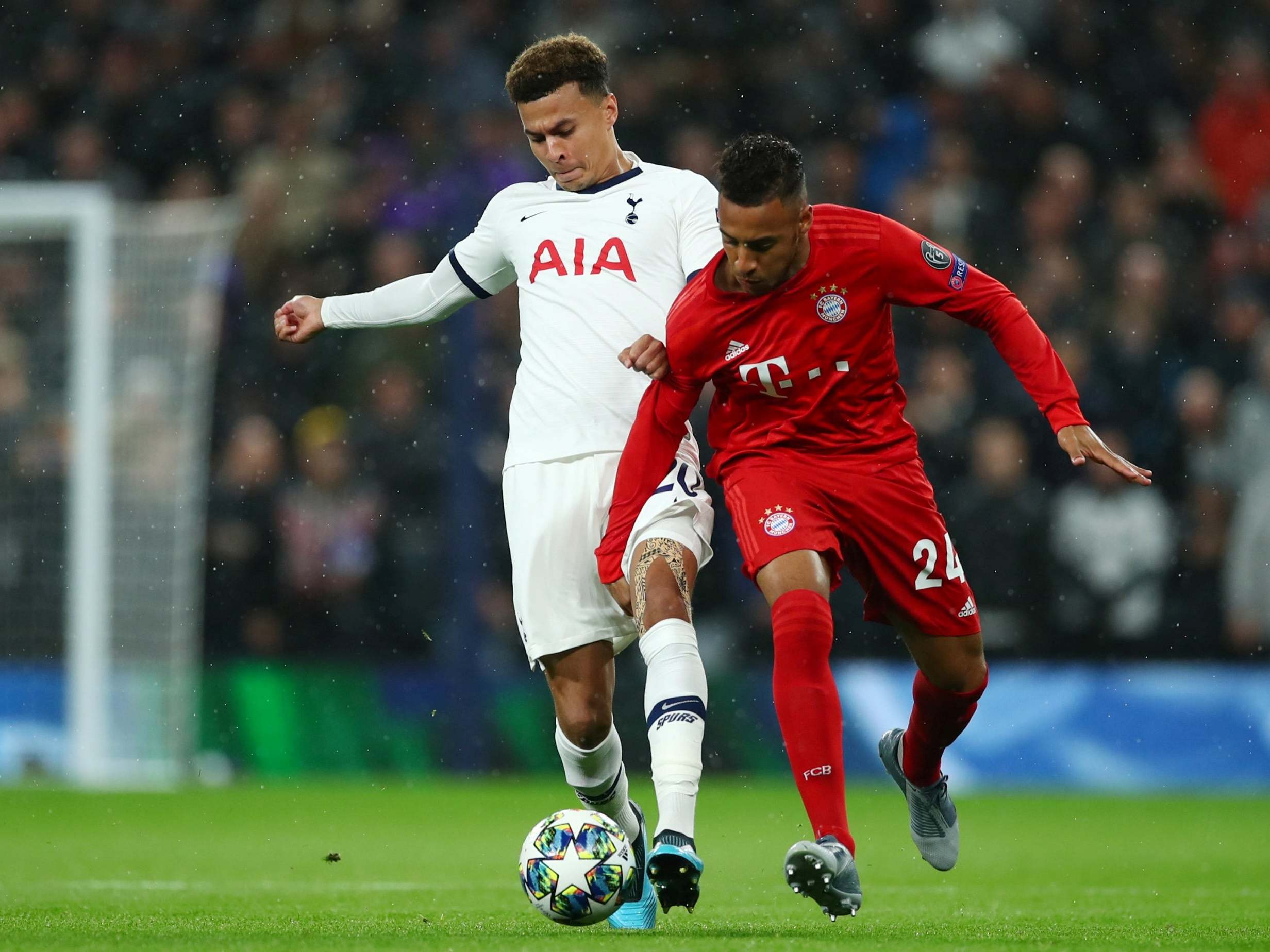 Tottenham vs Bayern Munich LIVE: Stream, latest score and ...