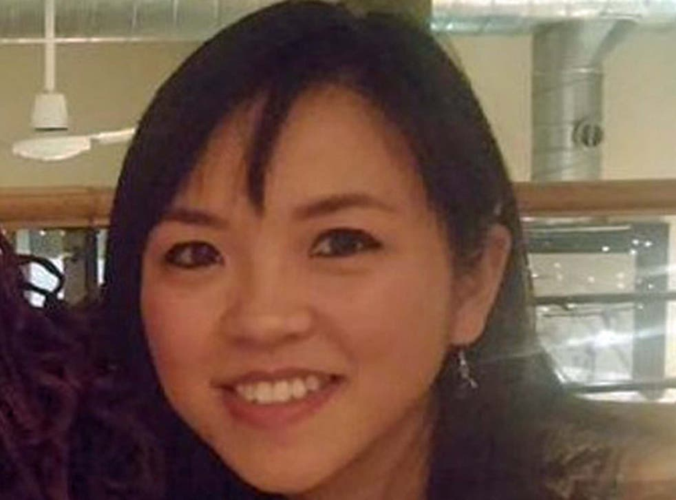 Mu-Chun Chiang, 27, a junior doctor who has received a letter telling her to leave the UK despite living in the country for 18 years.