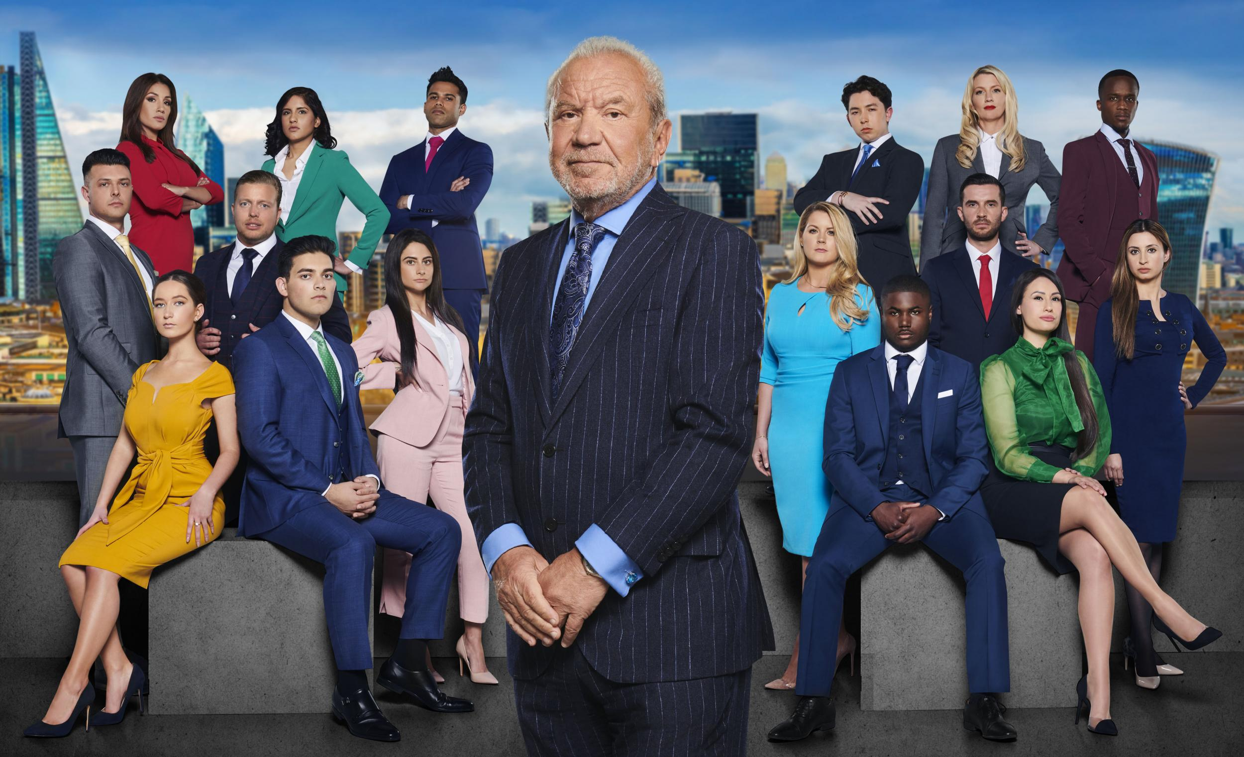 The Apprentice review: Alan Sugar and his group of idiots are back with plenty of comic value