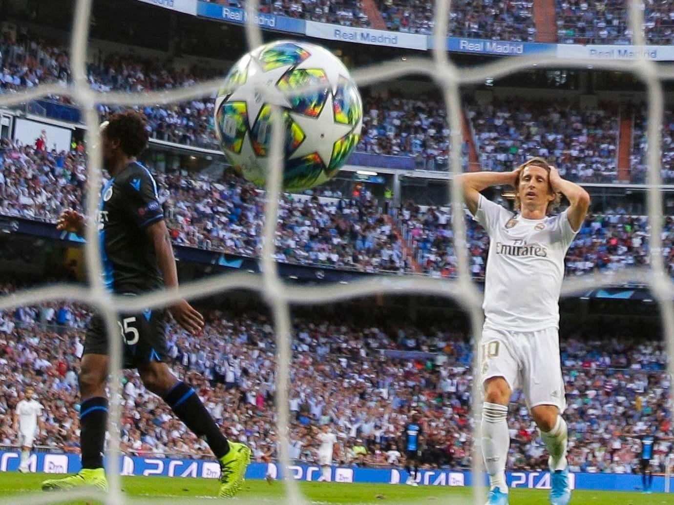 Real Madrid vs Club Brugge: Zinedine Zidane labels goals ...