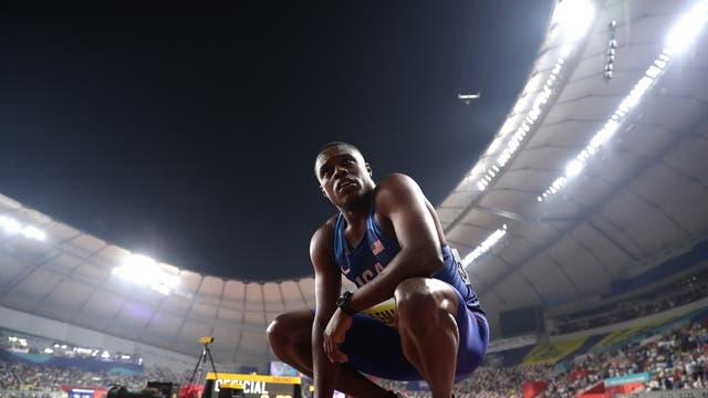 Men's 100m