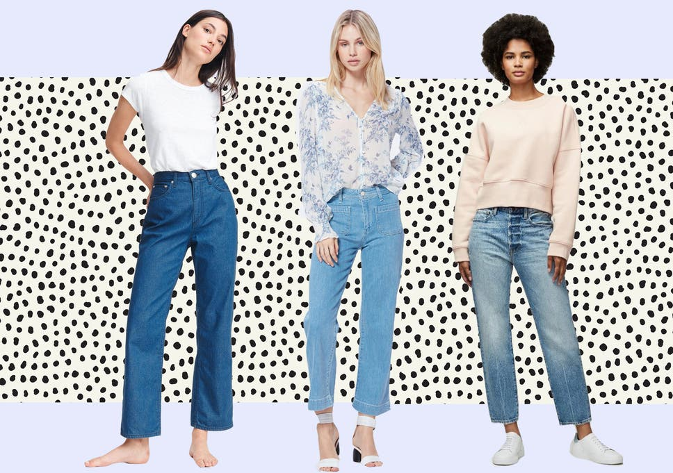 factory authentic outlet online shop for authentic Best high-waisted jeans: Skinny, mom and flare styles
