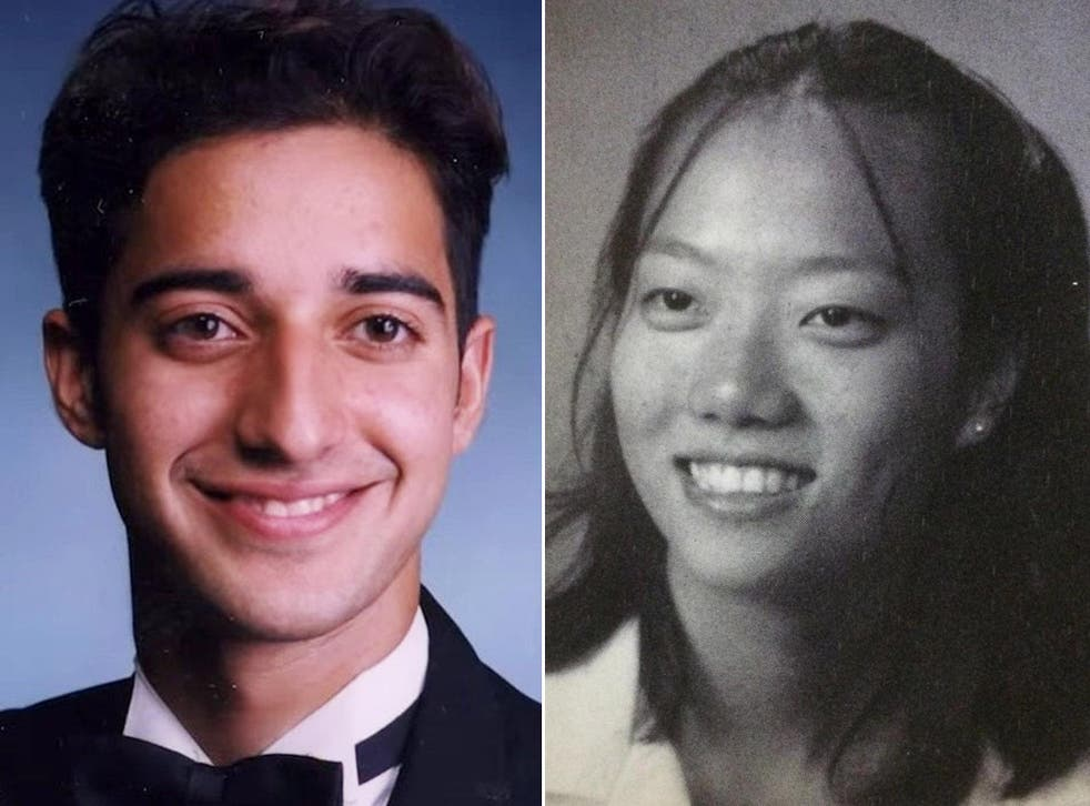 Adnan Syed and Hae Min Lee, the subjects of 'Serial' series one, and the case that started it all