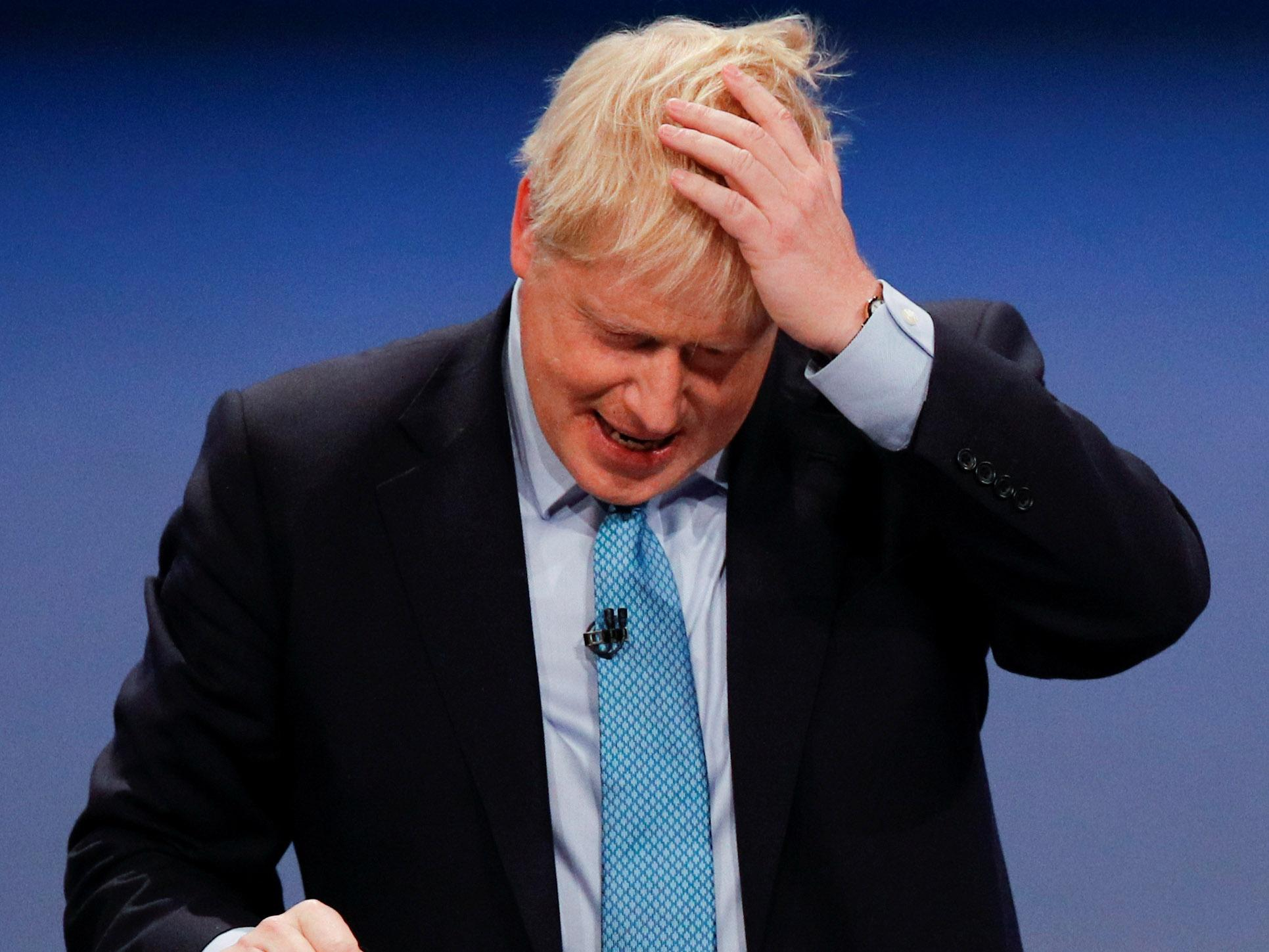 Boris Johnson to suspend parliament again next week ahead of Queen's Speech
