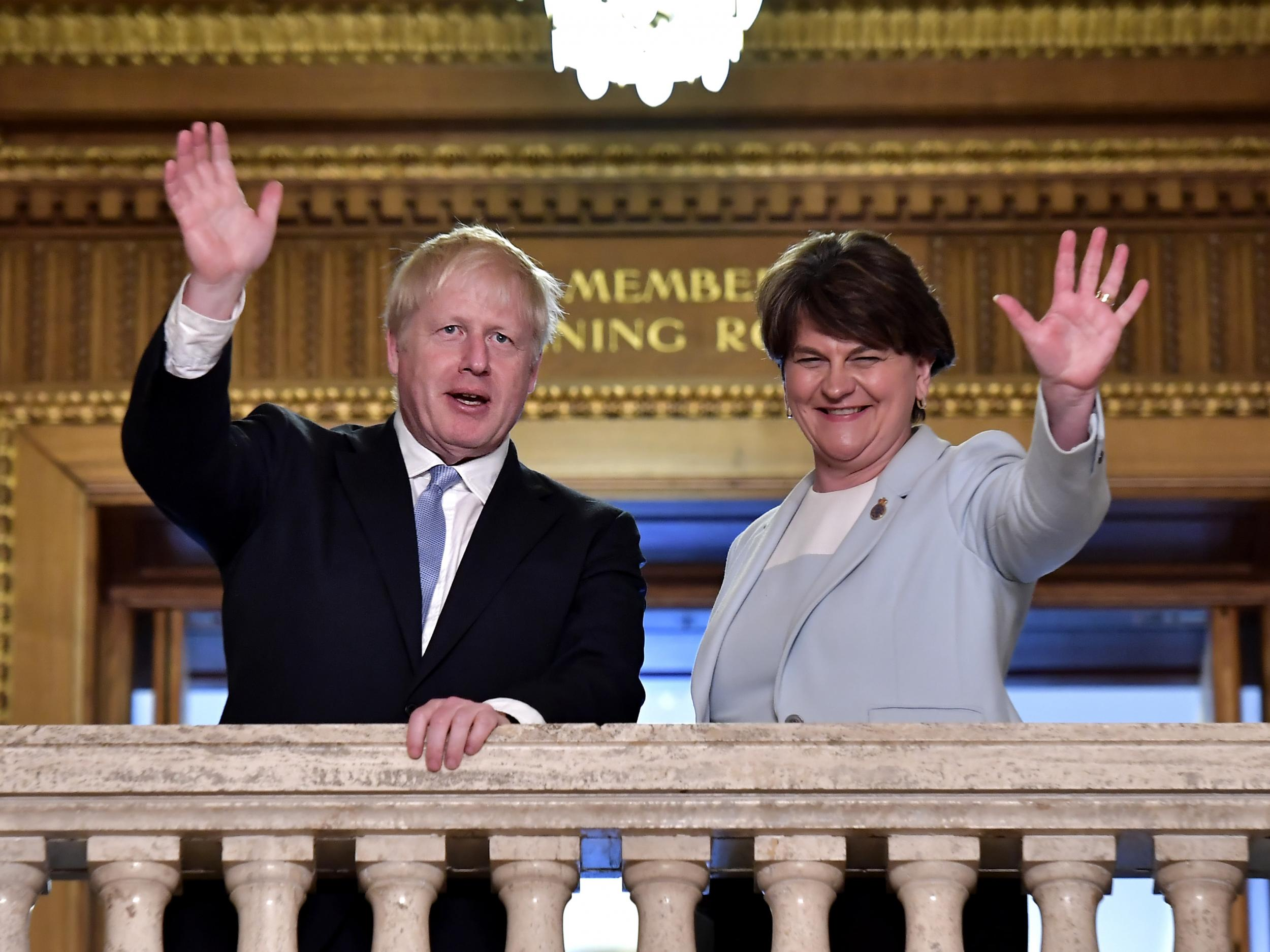 If the DUP holds out, Brexit could be blocked for another decade