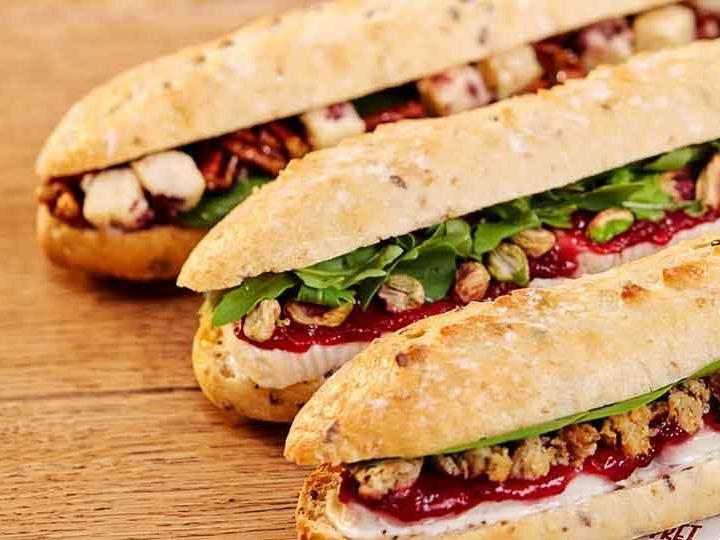 Pret is launching plant-based versions of its most popular sandwiches 1