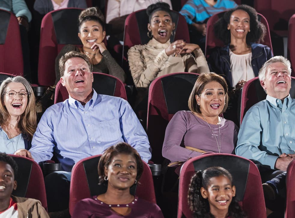 Viewers will contort their face in fear 11 times on average during a horror film, study claims