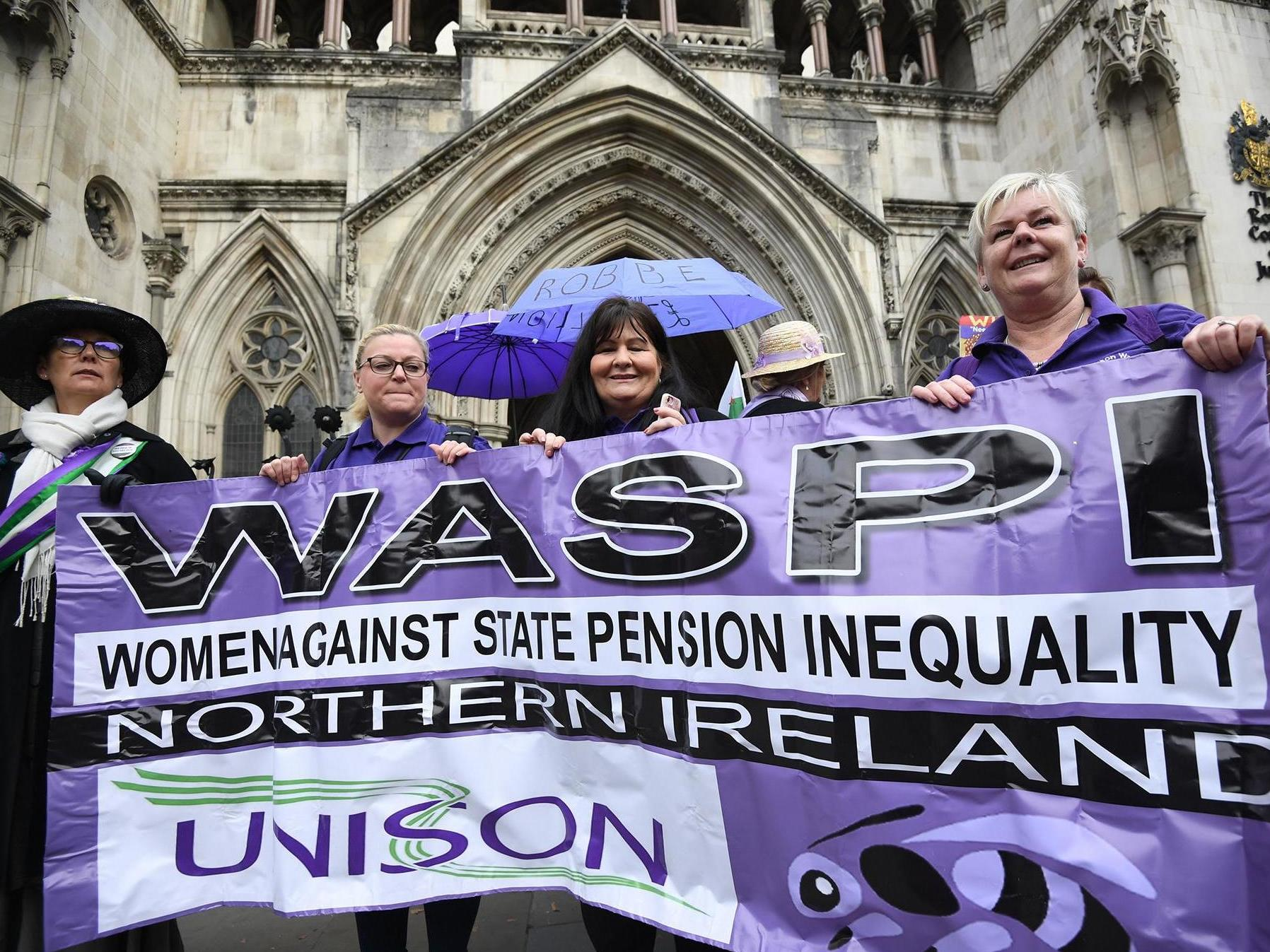 One year on, and nothing has changed for the women who were shortchanged in their pensions