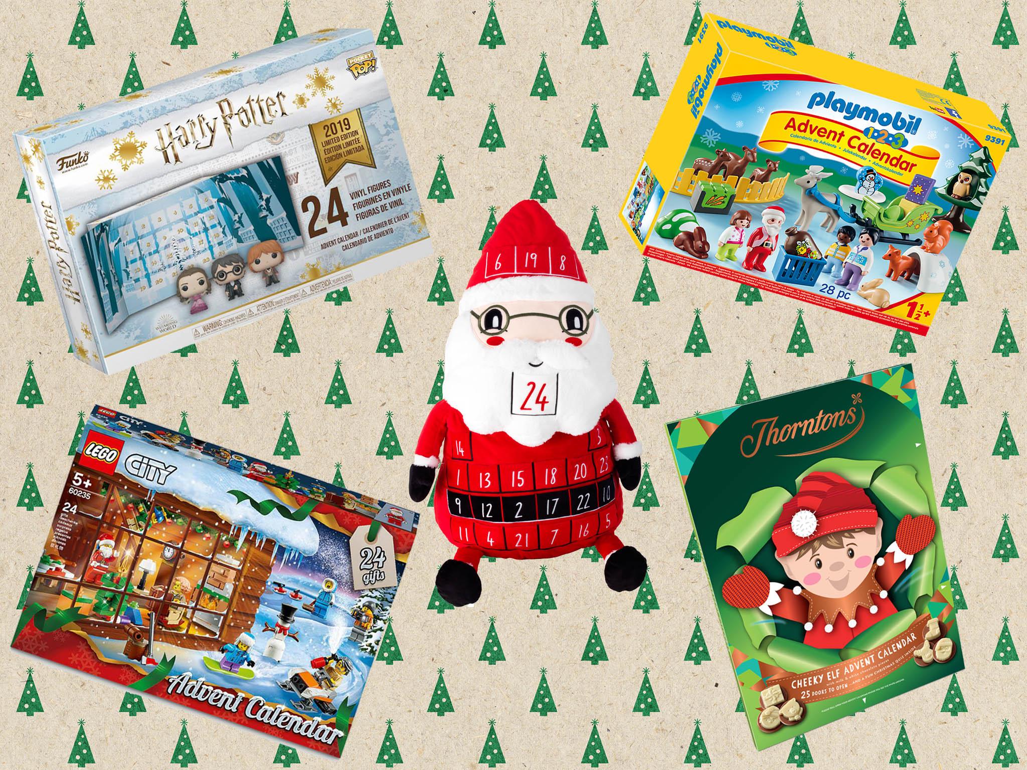 best kids 39 advent calendars for christmas 2019 chocolate. Black Bedroom Furniture Sets. Home Design Ideas