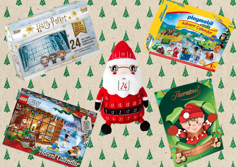 Best Toys For Christmas 2019.Best Kids Advent Calendars For Christmas 2019 Chocolate