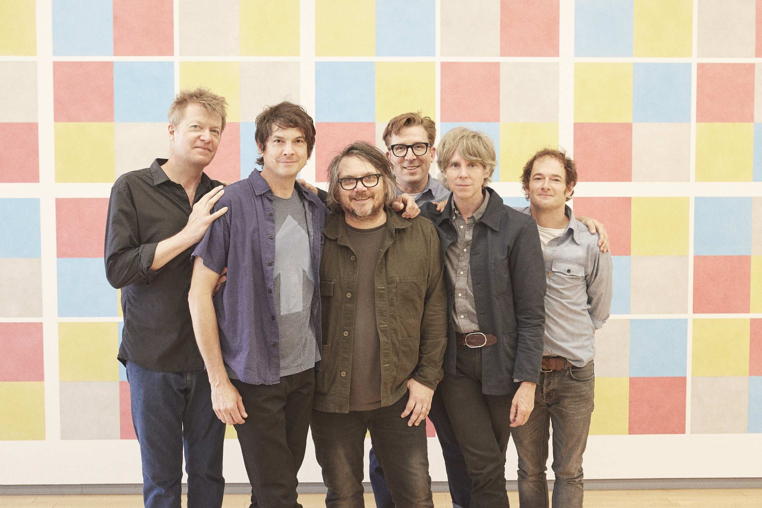Album reviews: Wilco – Ode to Joy, and Mika – My Name is Michael Holbrook