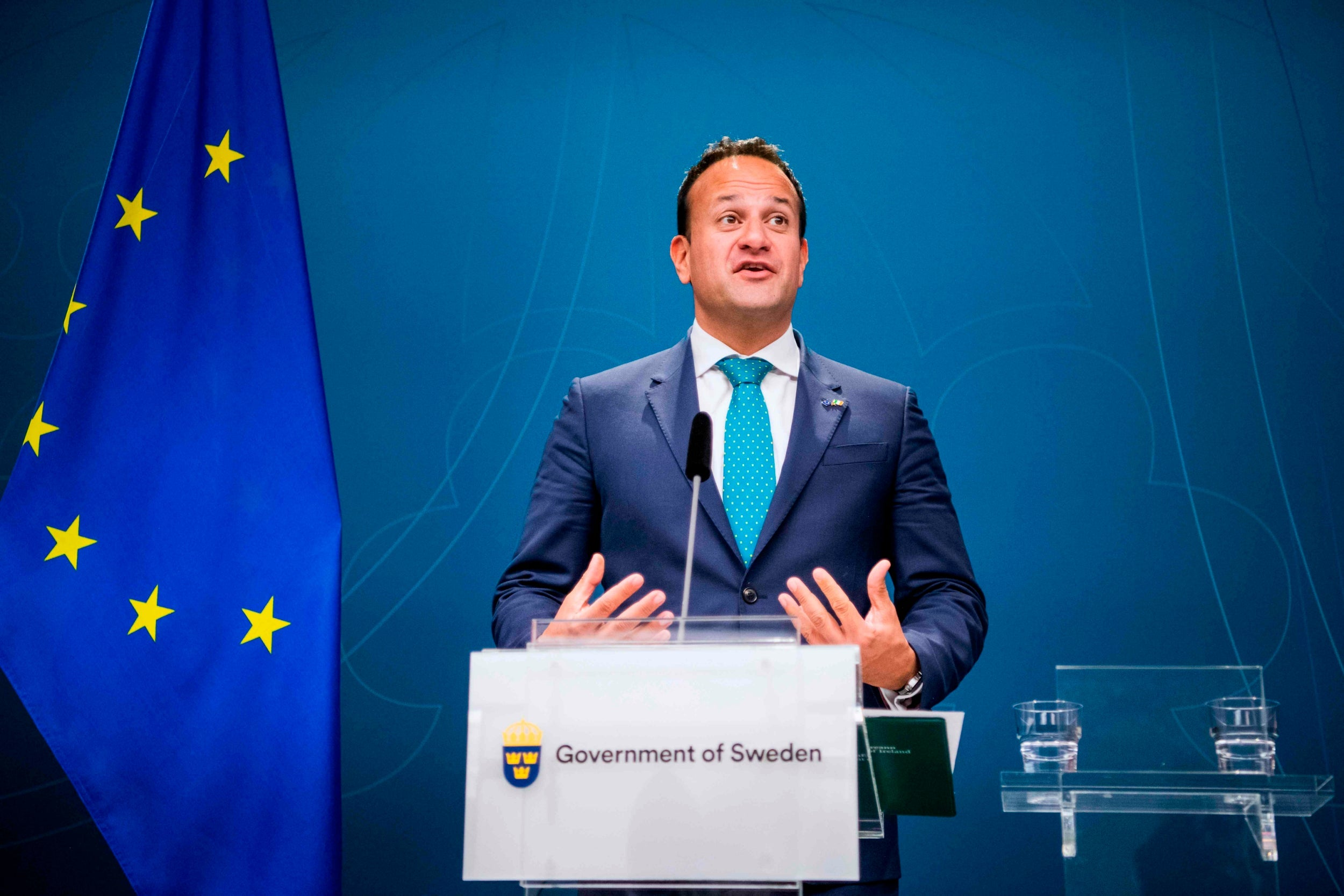 Leo Varadkar suggests Boris Johnson ready to sign up to EU standards to secure post-Brexit trade deal next year