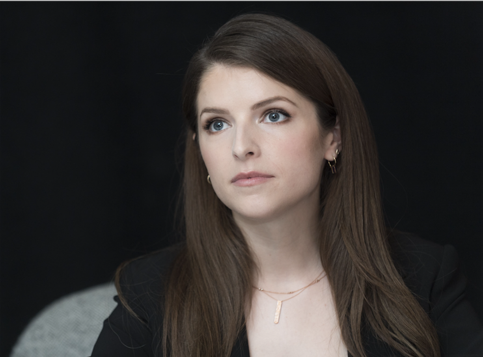 Anna Kendrick: 'I deal with self-doubt and laziness and all those very unbeautiful parts of being a human being'