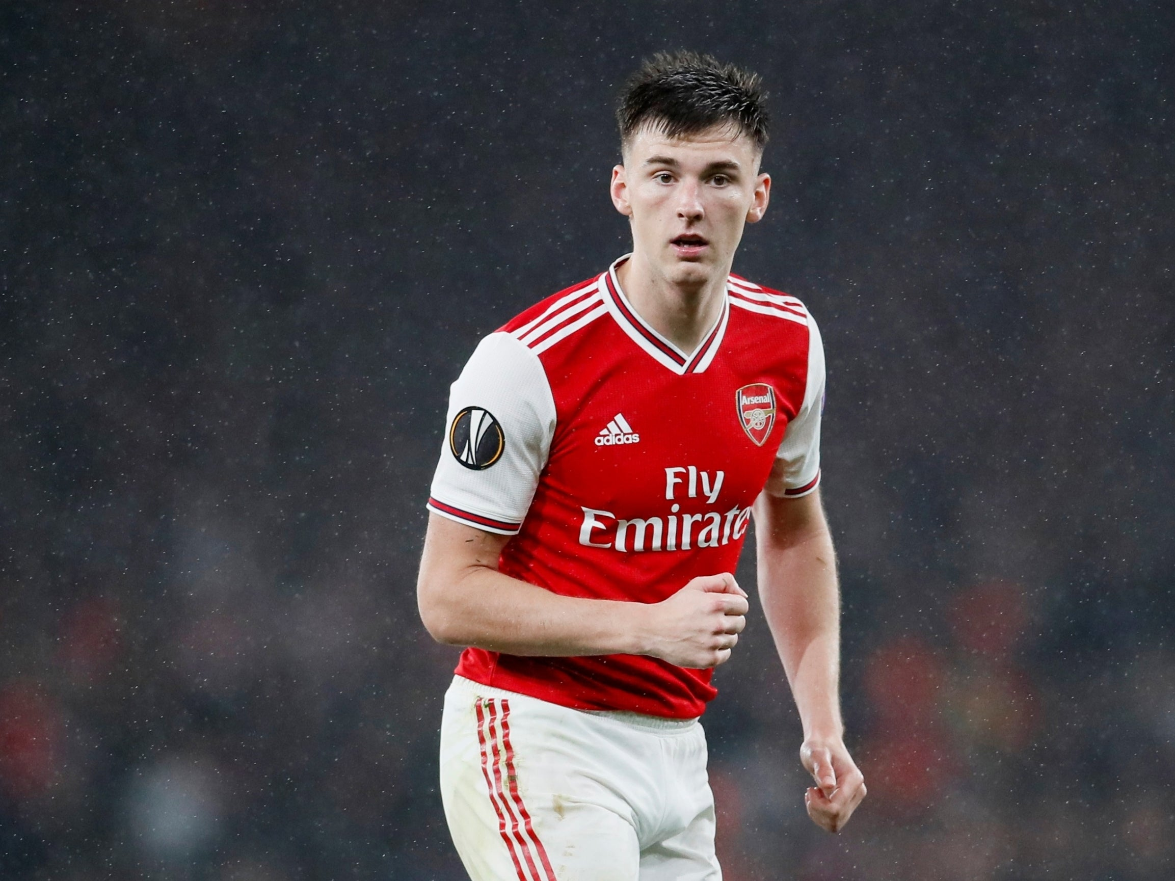 Arsenal News Kieran Tierney Will Be Huge Success Says Brendan Rodgers The Independent The Independent