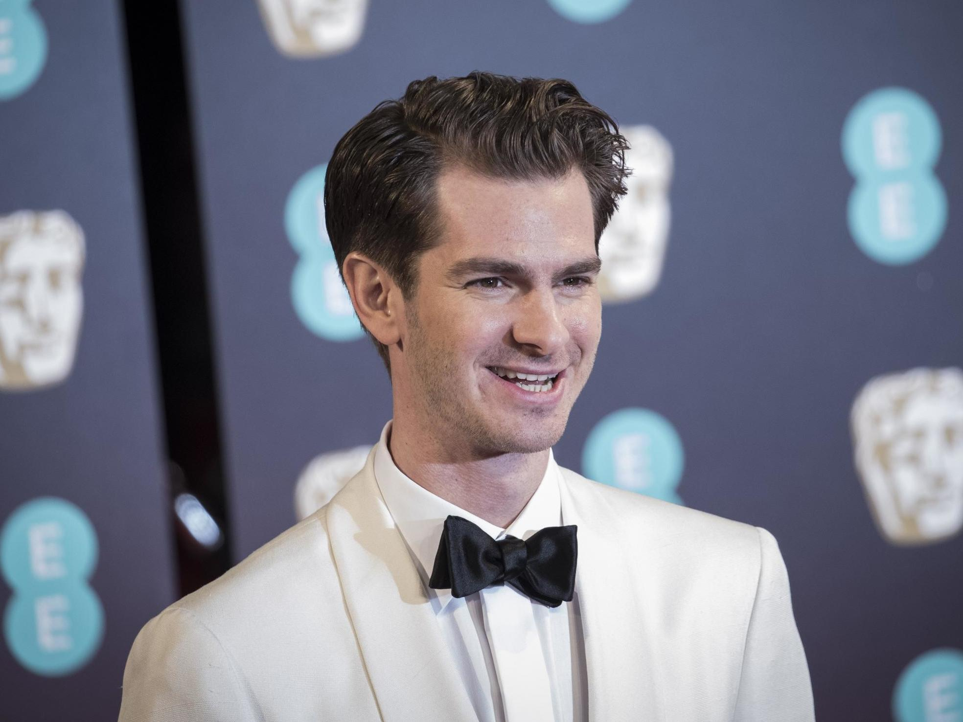 Andrew Garfield astounds RuPaul's Drag Race fans with oversized 'elephant' jeans