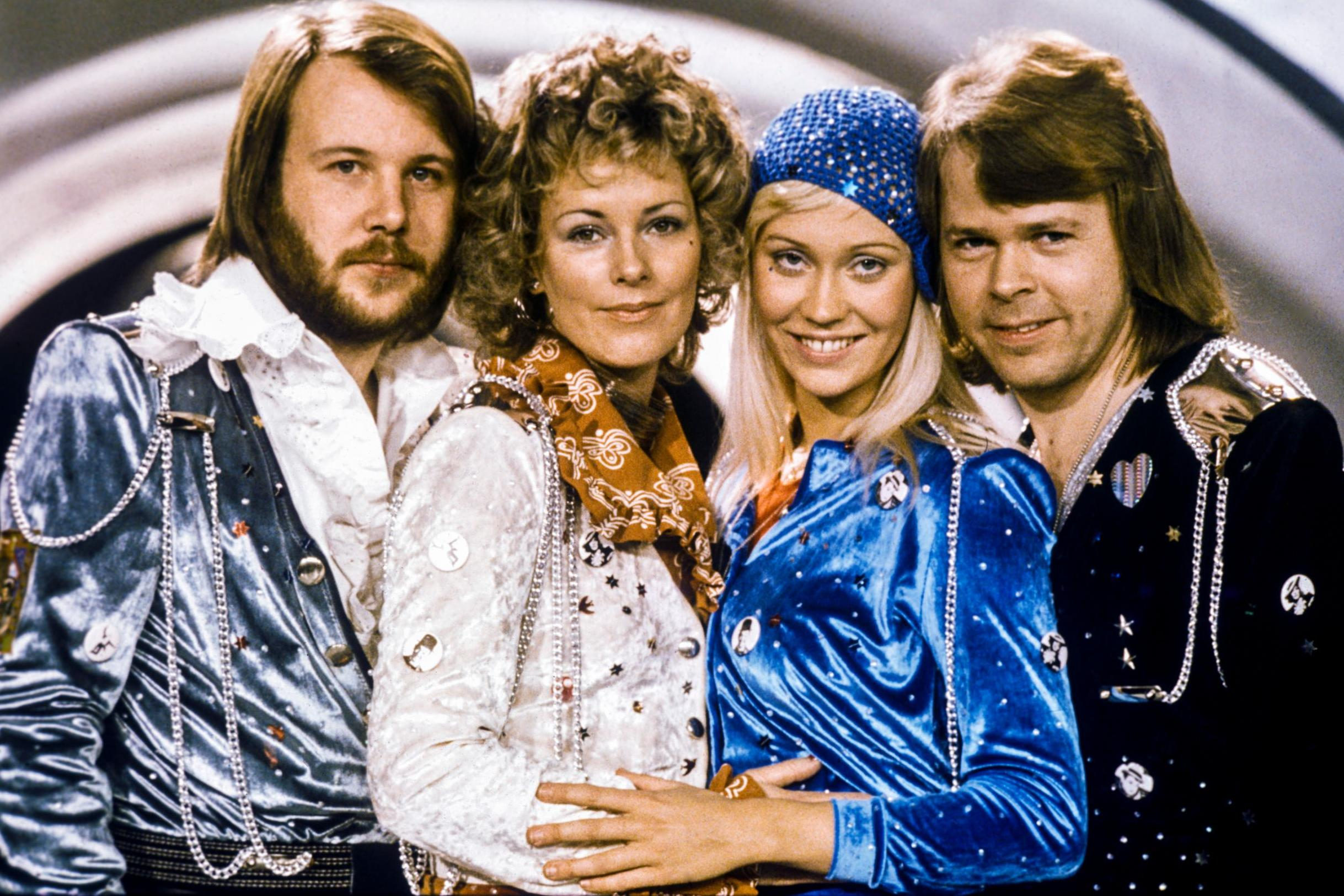 Andrew Blake Five Stars 2 abba star bjorn ulvaeus says band will never play at