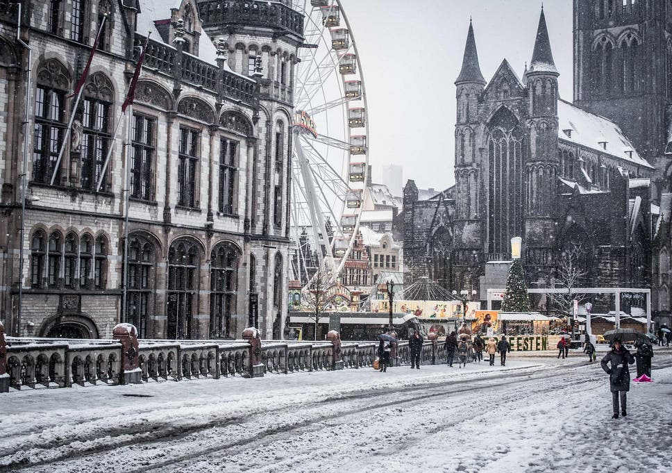 Christmas Market New York 2019.Where To Go On Holiday In December From New York To Jamaica