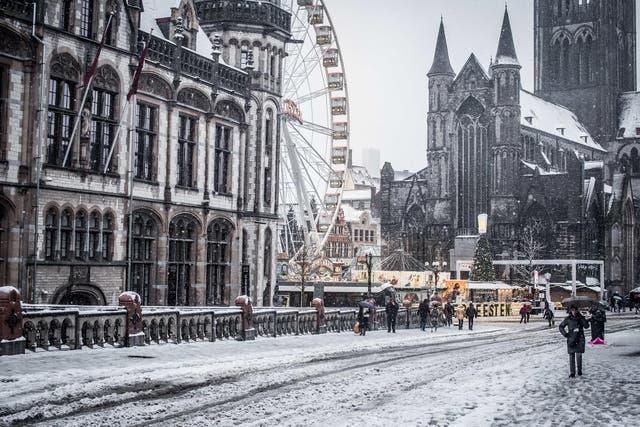 Ghent is the unsung hero of Belgium